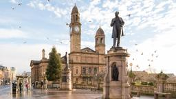 Hotels in Paisley