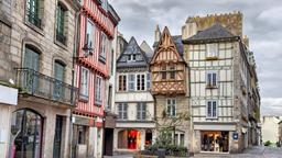 Hotels in Quimper