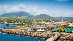 Hotels in Saint Kitts en Nevis